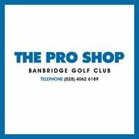 The Pro Shop Banbridge Golf Club