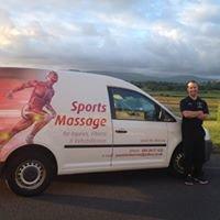 Sports Massage, For Injuries, Fitness & Rehabilitation