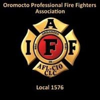 Oromocto Professional Fire Fighters IAFF Local 1576