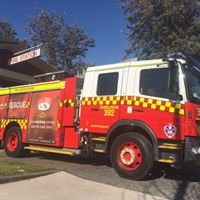 Fire and Rescue NSW Station 392 Muswellbrook