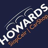 Howards Carmarthen-SiopCeir CarShop