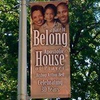 Apostolic House Of Prayer, Chicago