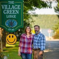 The Village Green Lodge, Door County WI