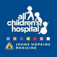 All Childrens Hospital St Petersburg