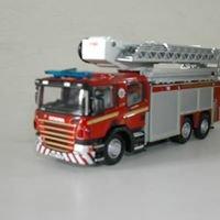 Fire Brigade Models  (Paul Slade)