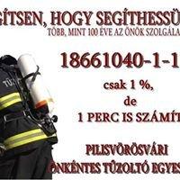 Pilisvörösvári Önkéntes Tűzoltó Egyesület