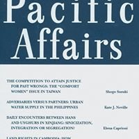 Pacific Affairs