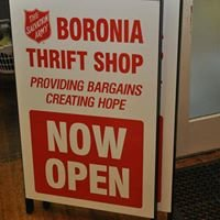 The Salvation Army Boronia Thrift Shop