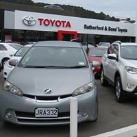 Rutherford and Bond Toyota