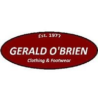 Gerald O'Brien - Clothing & Footwear