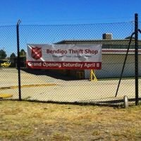 Bendigo Salvation Army Thrift Shop