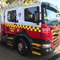 Fire and Rescue NSW 043 Seven Hills