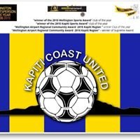 Kapiti Coast United Football Club
