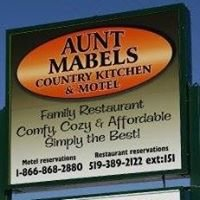Aunt Mabels Country Kitchen & Motel