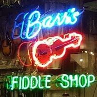 Barrs Fiddle Shop