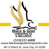 Black & Gold Chiropractic & Wellness
