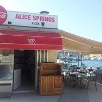 Alice Springs Kiosk