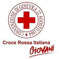 Giovani della Croce Rossa Italiana della Campania