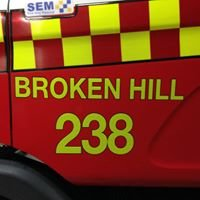 Fire & Rescue NSW Station 238 Broken Hill