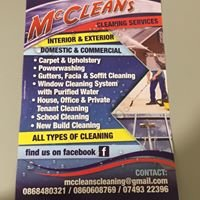 Mc Cleans Cleaning service