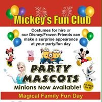 Mickey's Fun Club