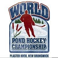 World Pond Hockey Championship - Plaster Rock, N.B.