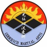 Goderich Martial Arts, Hakko Denshin Ryu Jujutsu