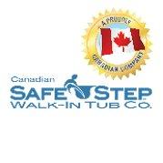 Canadian Safe Step Walk-in Tubs