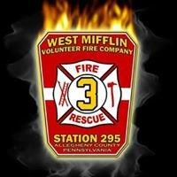 West Mifflin #3 Volunteer Fire Company - Allegheny County Station 295