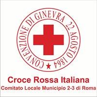 Croce Rossa Italiana - Comitato Locale Municipi 2 e 3 di Roma