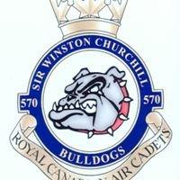 570 Sir Winston Churchill Air Cadet Squadron