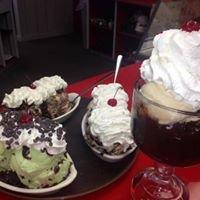 The Hayloft Ice Cream Parlor