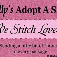 Molly's Adopt A Sailor ~We Stitch Love Project