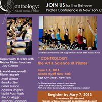 Contrology: The Art & Science of Pilates