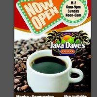 Java Daves/Tropical Sno Cone