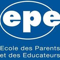 Ecole des Parents et des éducateurs d'Ile de France - EPE IDF