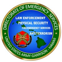 Directorate of Emergency Services (DES), US Army Garrison - Hawaii