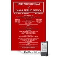 Harvard Journal of Law & Public Policy