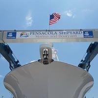 Pensacola Shipyard Marina and Boatyard