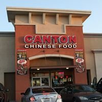 Canton Chinese Food