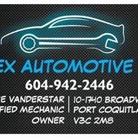 Apex Automotive Inc