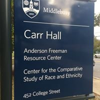 Middlebury Anderson Freeman Resource Center