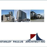 STANLEY PAULUS ARCHITECT INC.