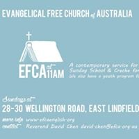 Evangelical Free Church of Australia (East Lindfield)