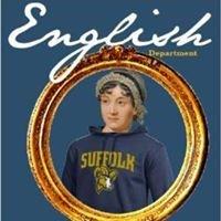 Suffolk University English Department