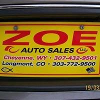 Zoe Auto Sales - Cheyenne, WY