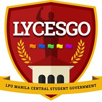 LPU Manila Central Student Government (LYCESGO)