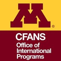 CFANS Office of International Programs I University of Minnesota