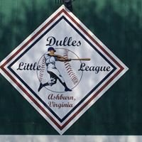 Dulles Little League Baseball