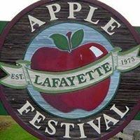LaFayette Apple Festival